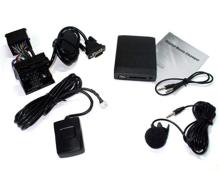 Usb Bluetooth Adapter Bmw E38 E39 E46 Business Freisprecheinrichtung Mp3