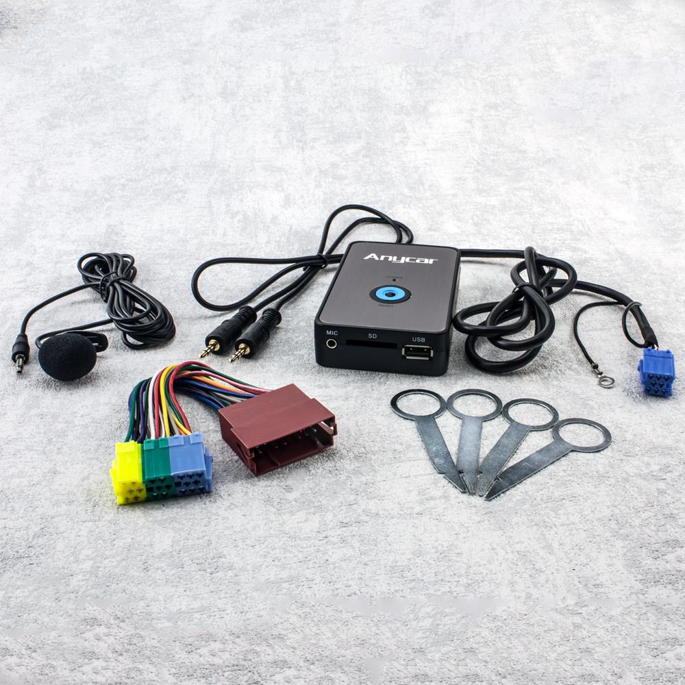 Usb Bluetooth Mp3 Adapter Freisprecheinrichtung Audi