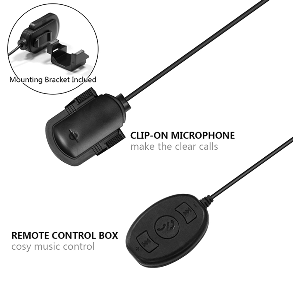 bluetooth usb aux musik adapter honda goldwing gl1800 2001. Black Bedroom Furniture Sets. Home Design Ideas