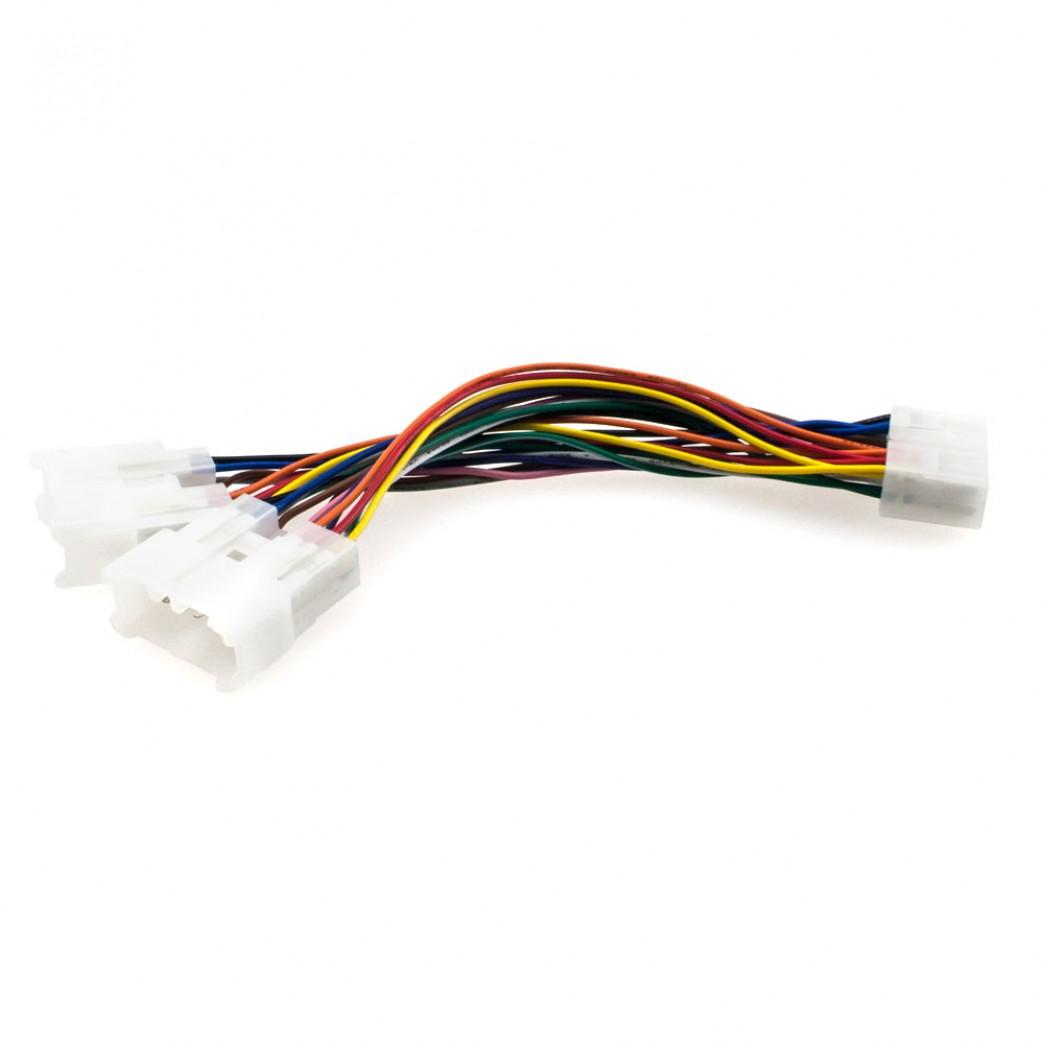 y adapter cd wechsler kabel f r toyota 5 7pin. Black Bedroom Furniture Sets. Home Design Ideas