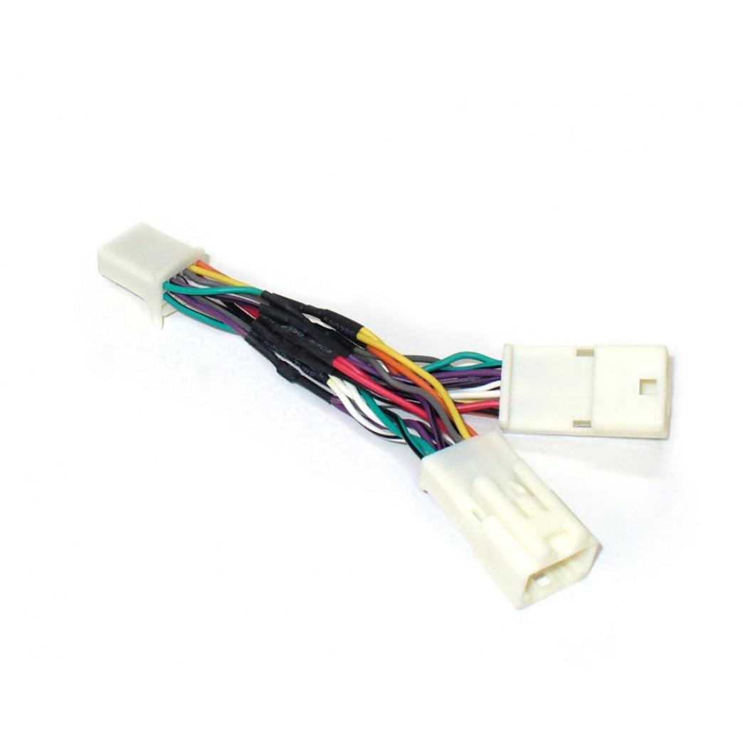 y adapter cd wechsler kabel f r toyota 6 6pin. Black Bedroom Furniture Sets. Home Design Ideas