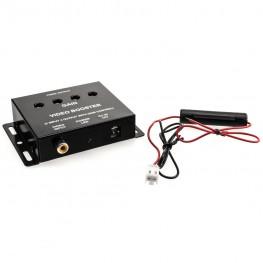 4-fach Video-Verstärker Signal-Verteiler (1IN auf 4OUT) für Auto / Kfz Monitore