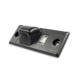 Auto Kennzeichenleuchte-Rückfahrkamera mit Distanzlinien für VW Golf V,Passat,Tiguan,Touareg
