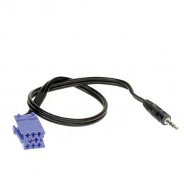 3,5mm Klinke AUX-Adapterkabel für Becker, Blaupunkt, Philips, VDO