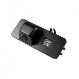 Auto Kennzeichenleuchte-Rückfahrkamera mit Distanzlinien für Seat Leon IV, Skoda Superb / VW Golf V