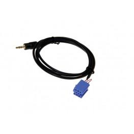 3,5mm Klinke AUX-Adapterkabel für Smart 451, ForTwo (8pin)
