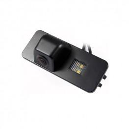 Auto Kennzeichenleuchte-Rückfahrkamera mit Distanzlinien für Seat Leon IV, Skoda Superb, VW Golf V