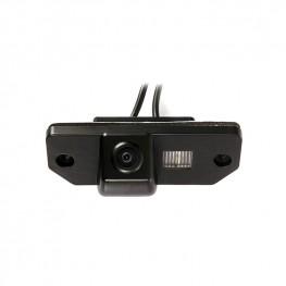 Auto Kennzeichenleuchte-Rückfahrkamera mit Distanzlinien für Ford C-Max (