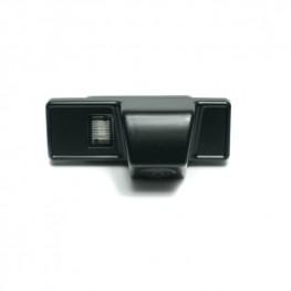 Auto Kennzeichenleuchte-Rückfahrkamera mit Distanzlinien für Citroen, Nissan, Peugeot, Mercedes Vans (mit LED)