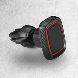 Carbon Design magnetische Smartphone-Halterung mit Kugelgelenk
