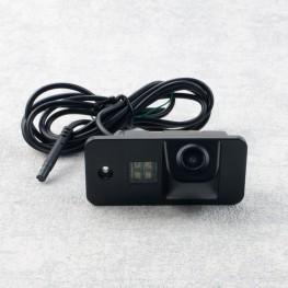 Auto Kennzeichenleuchte-Rückfahrkamera mit Distanzlinien für Audi A4, A6, A5, A8, Q7