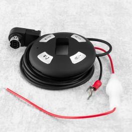 Bluetooth + SD Adapterkabel (Freisprechen + Audio Streaming) für JVC mit J-Bus CD-Wechsler