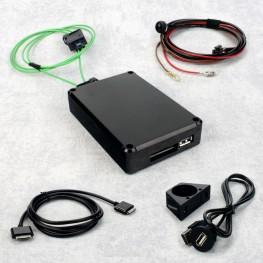 Bluetooth + USB + iPod Adapter für Audi MMI 2G HIGH
