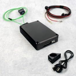 Bluetooth + USB Adapter für Audi MMI 2G HIGH
