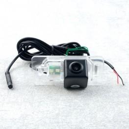 Auto Kennzeichenleuchte-Rückfahrkamera mit Distanzlinien für BMW 3er, 5er, 6er, X5, X6