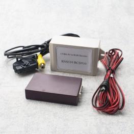 Adapter zum Rückfahrkamera-Anschluss im VW mit RNS510, RCD510 + RNS315