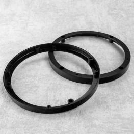 Kunststoff Lautsprecher Distanzringe (1 Paar) 165 mm,12mm Höhe