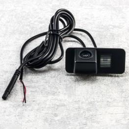 Auto Kennzeichenleuchte-Rückfahrkamera mit Distanzlinien für Ford Focus (>08), Kuga, Mondeo (>07), S-Max (>06)