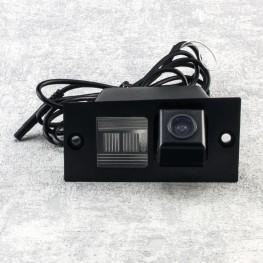 Auto Kennzeichenleuchte-Rückfahrkamera mit Distanzlinien für Hyundai H1, Starex, Travel, Cargo / Ssangyong Actyon