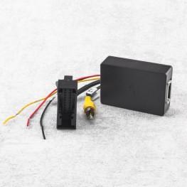 Adapter zum Werks-Rückfahrkamera-Anschluss für VW mit Nachrüstradio (RNS315, RNS510, RCD510, Columbus, Bolero oder Trinax wird ersetzt)