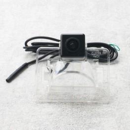 Auto Kennzeichenleuchte-Rückfahrkamera mit Distanzlinien für Mazda 5, Premacy