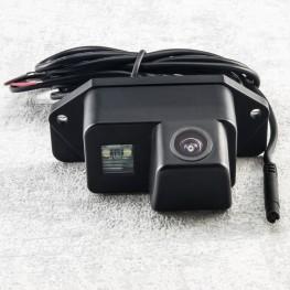 Auto Kennzeichenleuchte-Rückfahrkamera mit Distanzlinien für Mitsubishi Galant, Lancer
