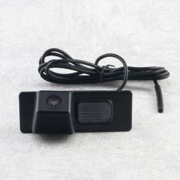 Auto Kennzeichenleuchte-Rückfahrkamera mit Distanzlinien für Chevrolet Aveo Trailblazer Cruze / Opel Mokka / Cadillac SRX, CTS