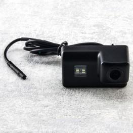 Auto Kennzeichenleuchte-Rückfahrkamera mit Distanzlinien für Peugeot 206, 207, 306, 307, 308, 406, 407, 5008, Partner