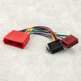 Radioadapter ISO für Citroen und Peugeot