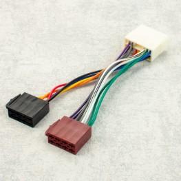 Radioadapterkabel ISO für Hyundai, Kia