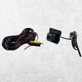 Auto Rückfahrkamera mit Distanzlinien in Griffleiste für Mercedes M / ML-Klasse (W164) & R-Klasse