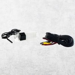 Auto Kennzeichenleuchte-Rückfahrkamera mit Distanzlinien für Hyundai i30 (2008)