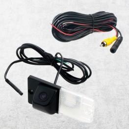 Auto Kennzeichenleuchte-Rückfahrkamera mit Distanzlinien für Kia Sportage (2008-10) & Sorento (2002-09)