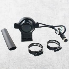Rückfahr-, Front- oder Seitenkamera mit Rohrschellen für Trucks, LKW & Nutzfahrzeuge
