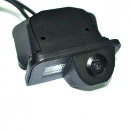 Auto Kennzeichenleuchte-Rückfahrkamera mit Distanzlinien für  Toyota Corolla, Previa, Urban Cruiser