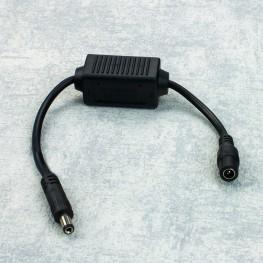 Spannungskonverter/ -wandler von 24/ 36V auf 12V Adapter für Rückfahrkameras