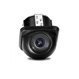 Farb-Rückfahrkamera mit Distanzlinien (Schwarz), 18mm, 170° Weitwinkel, NTSC, CCD Sensor