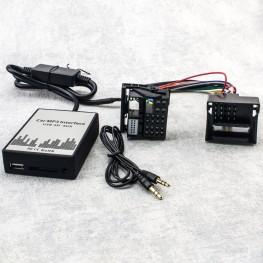 USB SD AUX - Adapter für BMW Flach 40pin