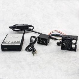 USB SD AUX - Adapter für BMW Rund 17pin