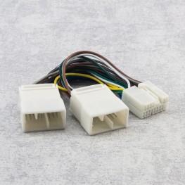 Y-Adapter CD-Wechsler Kabel für Honda mit Navi