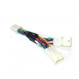 Y-Adapter CD-Wechsler Kabel für Toyota 6+6pin