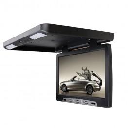 39,11cm (15.4) Overhead Monitor LCD Monitor with IR Flipdown