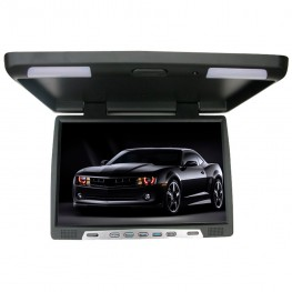 48.26cm 19 inch ceiling monitor LCD Monitor with IR Flipdown (1680x1050)