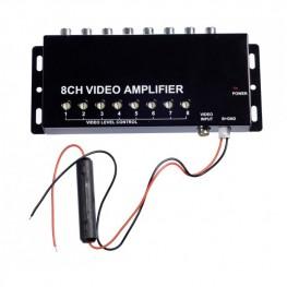 amplificateurs répartiteurs 8 distribution vidéo spécialisée de la vidéo (1IN sur 8OUT)