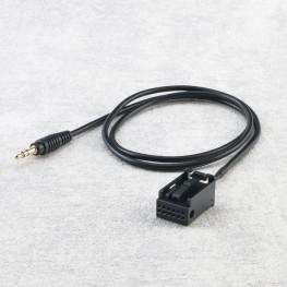 AUX câble adaptateur 3,5 mm jack pour Opel