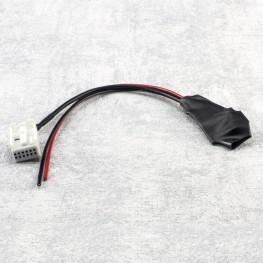 Adaptateur Bluetooth pour Audi, Seat, Skoda, VW avec 12 Pin