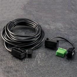 Kit de microphone pour mains libres pour Volkswagen avec RNS 315