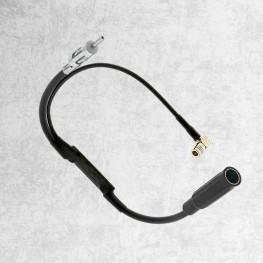 Splitter per antenna DAB DAB + FM FM SMB (f) DIN (m) Adattatore