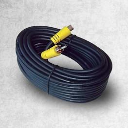 Cable de extensión de video Single Cinch 10m