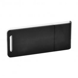 USB Mini Doppel-Kartenleser für SD / Micro-SD / SDHC